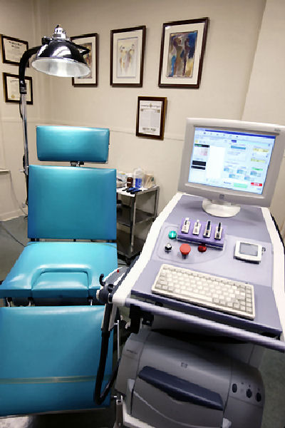 Dr. Jay's Treatment Room